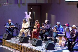 کنسرت سرزمین پارس